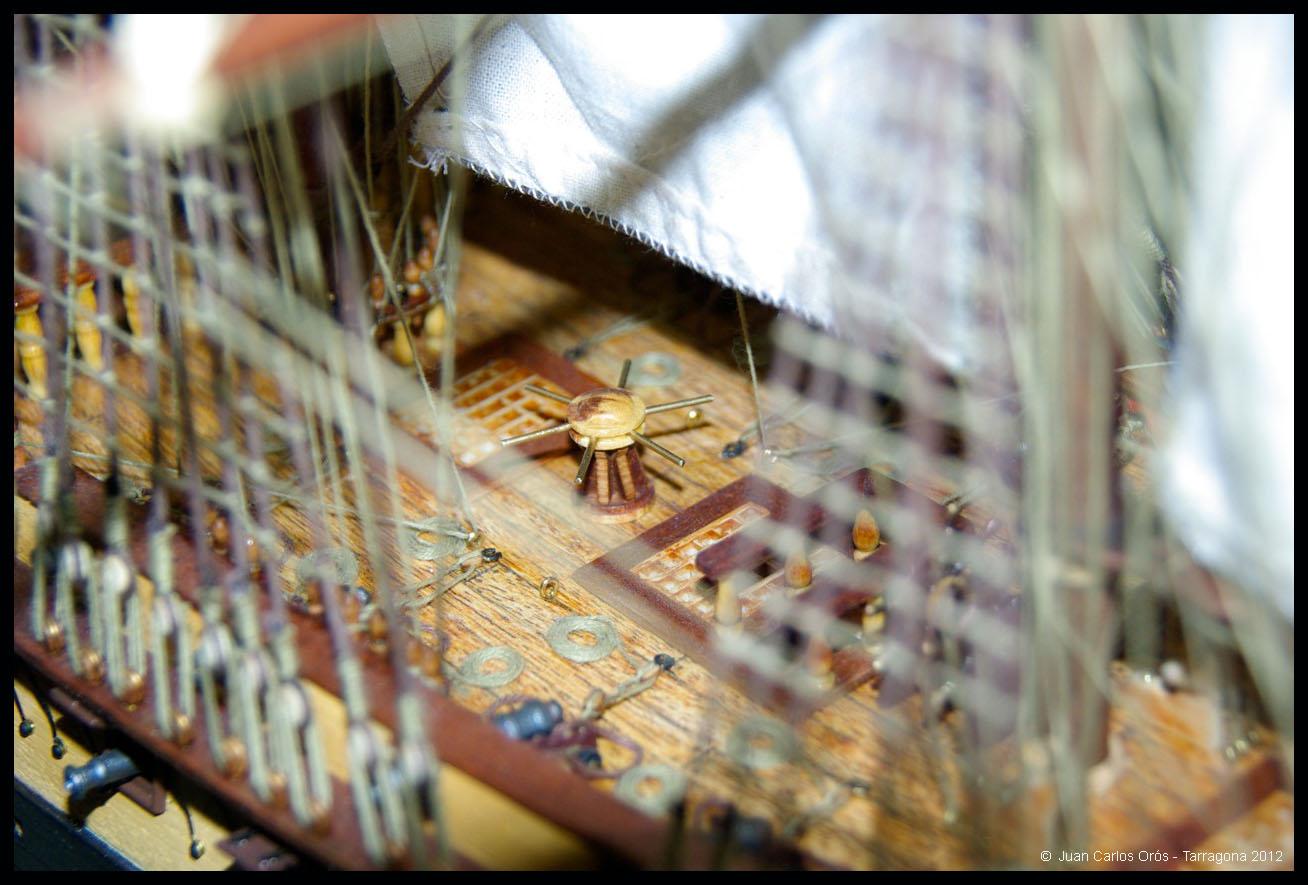 Construcción de la Fragata Diana XXXII