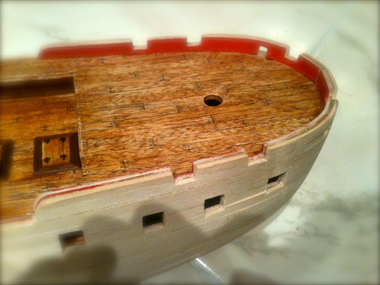 Construcción de la Fragata Diana VIII