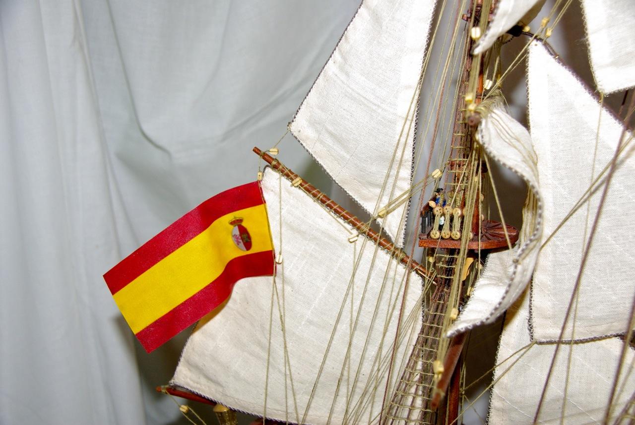 Construcción de la Fragata Diana XXXIV