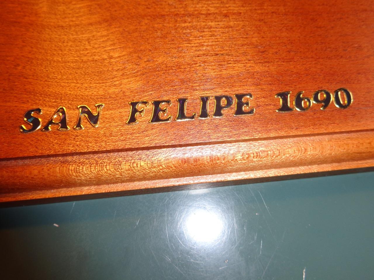 San Felipe 1690 XI