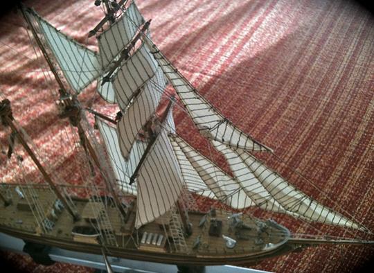 Construcción J. S. Elcano IV