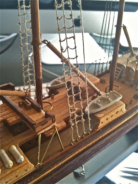 Construcción J. S. Elcano II