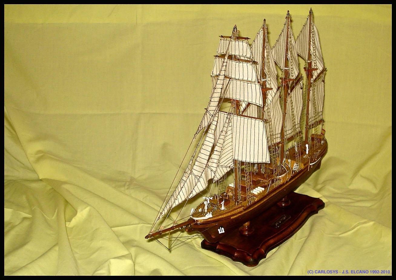 Construcción J. S. Elcano V