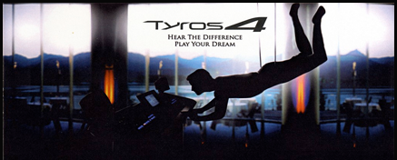 Yamaha Tyros 4