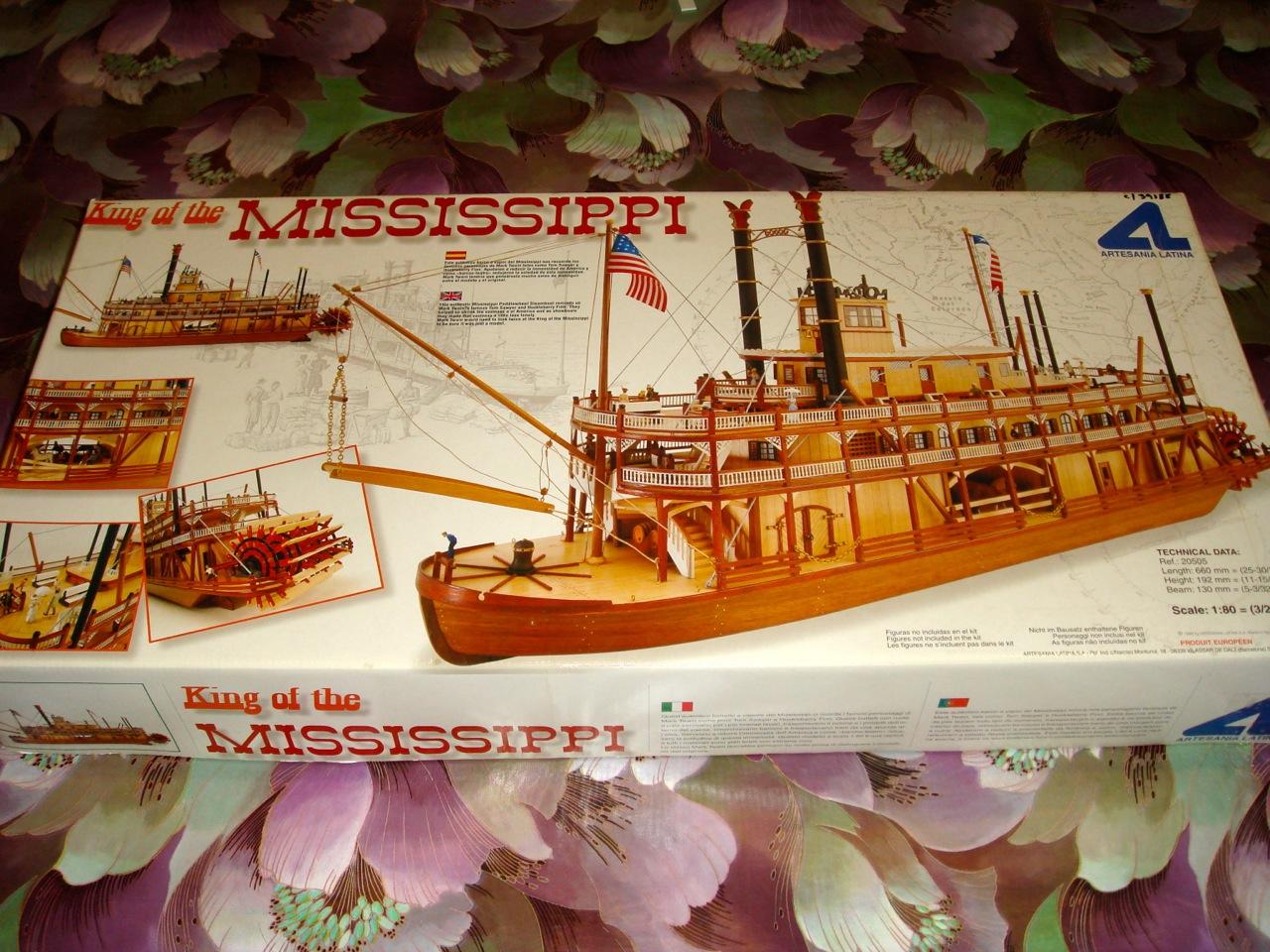 Construcción King of Mississippi I