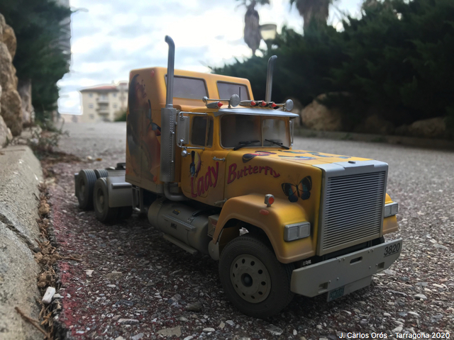 American Superliner – Escala 1:24